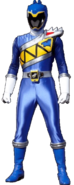 Dino Charge Blue Ranger