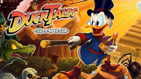 DuckTales (Main Theme) - DuckTales Remastered -OST-