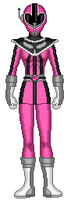 5. Pink Data Squad Ranger