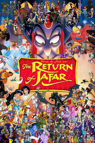 Winnie the Pooh and The Return of Jafar poster (reboot 2)