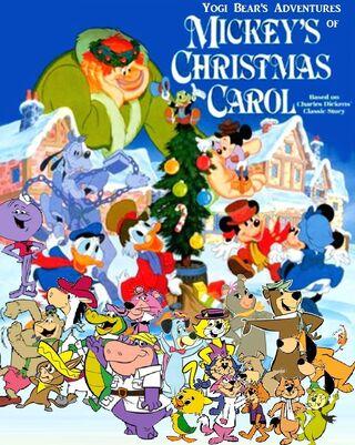 Mickey's Xmas Carol