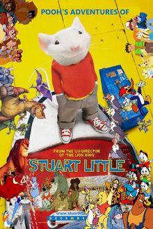 Pooh's Adventures of Stuart Little poster