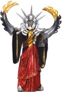 Lord Arcanon (with two crossed shoulder pads)