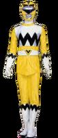 Lost Galaxy Yellow Ranger (skirted)
