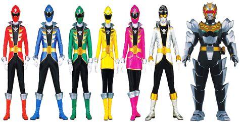 Mega Rangers 2
