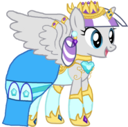Twilight Velvet as the New Crystal Empress