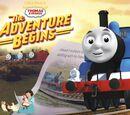 Little Bear's Adventures of Thomas & Friends: The Adventure Begins