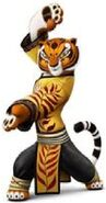 Tigress in her new Outfit