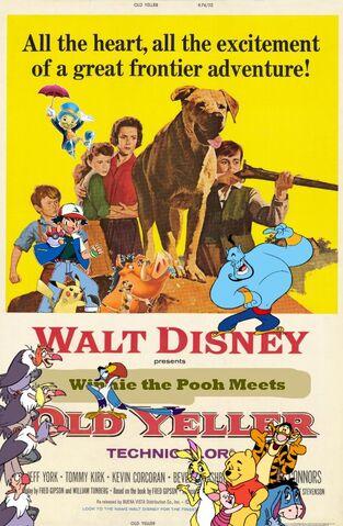 File:Winnie the Pooh Meets Old Yeller Poster.jpg