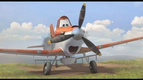 "Disney's Planes Presents ""Dusty"" - Official Video"