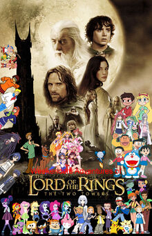 Weekenders Adventures of The Lord of the Rings- The Two Towers