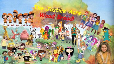 The Justice Acre Wood Brood