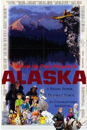 Winnie the Pooh Returns to Alaska Poster