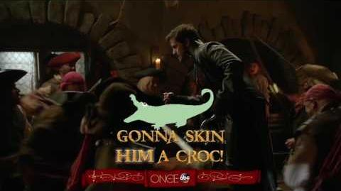 Hook's Song Revenge Is Gonna Be Mine - Once Upon A Time