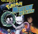 Pooh's Adventures of Pokémon: Mewtwo Returns