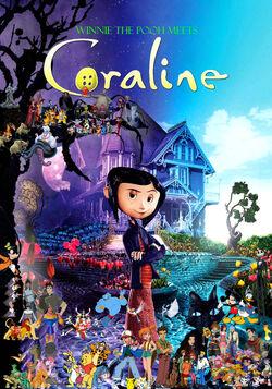 Winnie the Pooh Meets Coraline (redo)