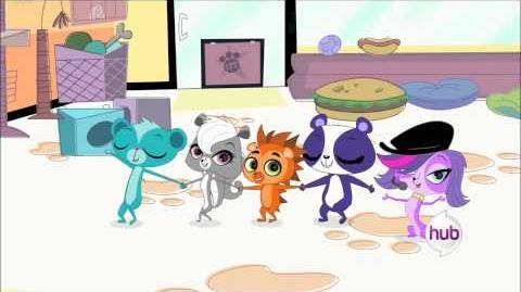 Littlest Pet Shop Pets 1080p (Lyrics in desc.)