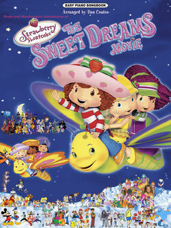 Pooh and Weekenders Adventures of Strawberry Shortcake- The Sweet Dreams Movie (redo)