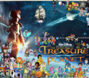 Tino Tonitini Goes to Treasure Planet