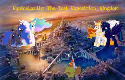 Equinelantis poster