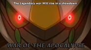 War of the Apocalypse Teaser Poster
