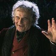 Bilbo Baggins (in LOTR FOTR)