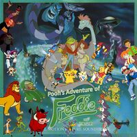 Pooh's Adventures of Freddie as F.R.O.7. Poster