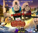 Ed, Edd, n Eddy's Ed-ventures of Thomas & Friends: Sodor's Legend of the Lost Treasure
