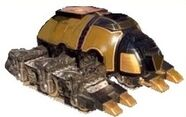 Gold BugZord