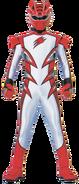 Jungle Fury Red Ranger (Jungle Master mode)