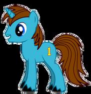 Thomas pony