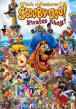 Tino's Adventures of Scooby-Doo! Pirates Ahoy Poster