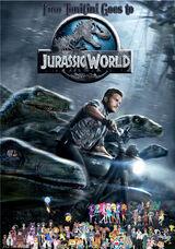 Tino Tonitini Goes to Jurassic World