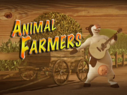 Animal Farmers Logo