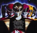 Ash's Adventures of Mighty Morphin Power Rangers: The Movie