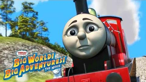Where in the World is Thomas? Music Video - Big World! Big Adventures! The Movie - Thomas & Friends