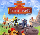 Emerl's Adventures of the Lion Guard: the Series