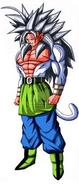 Super Saiyan 5 Goku 3