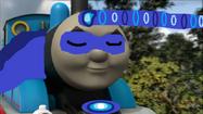 Thomas' Superhero Alias, the All Seeking Eye