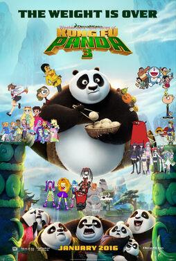 Weekenders Adventures of Kung Fu Panda 3