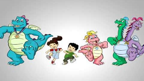 Dragon Tales - Theme Song HD