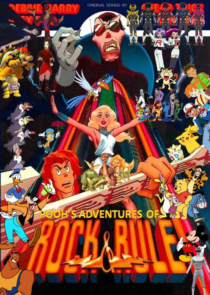 Poohs Adventures Of Rock And Rule