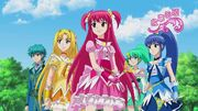 The Five Fairy Princess
