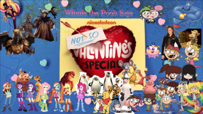 Winnie The Pooh Says Not So Valentine's Special