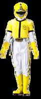 Yellow Dyna Ranger (Ranger Mode)