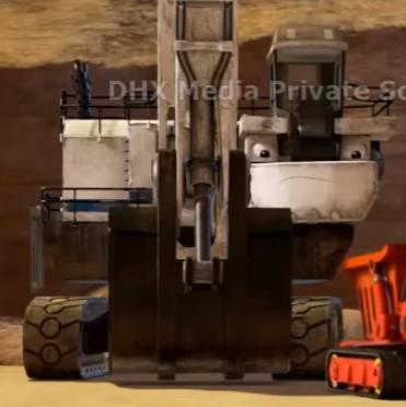 Crunch (Mega Machines)