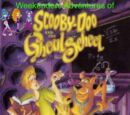 Tino's Adventures of Scooby-Doo and the Ghoul School