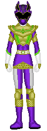 28. Sol Data Squad Ranger