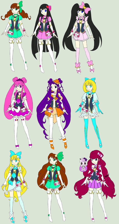 Kingdom Explorers Pretty Cure Pooh S Adventures Wiki