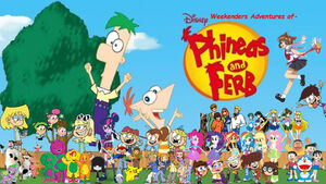 Weekenders Adventures of Phineas and Ferb